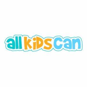all kids can log written as text