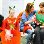 Christmas concert at school