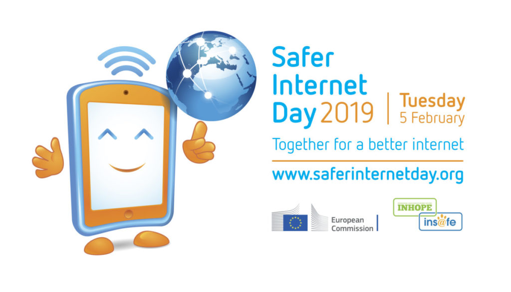 safer internet logo 2019