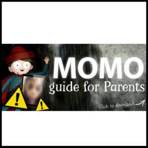 MOMO Parent guide logo