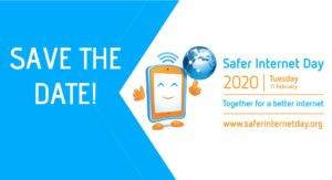 safer internet day logo 2020