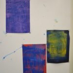 Prints from a workshop at the Royal Academy