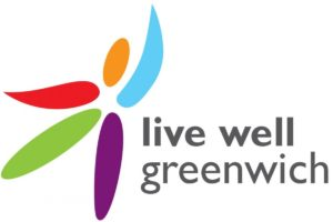 Live Well Greenwich logo