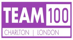 team100 Charlton Logo