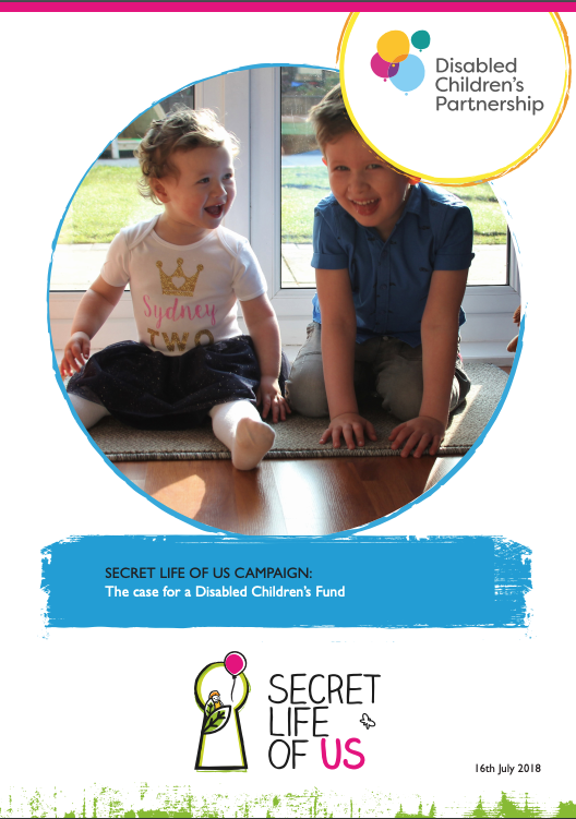 Cover of Booklet Secret Life of Us