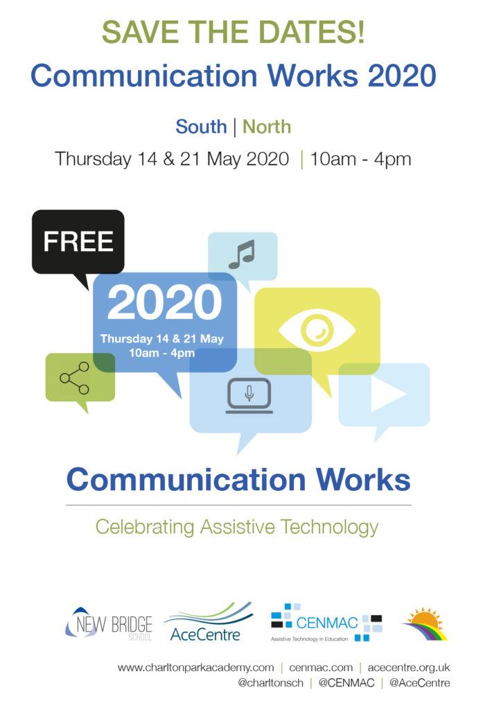 Communication Works poster