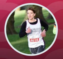 Image of woman runner