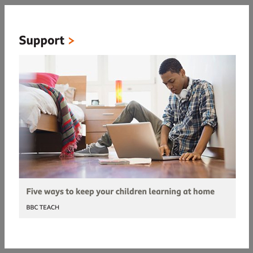 BBC support