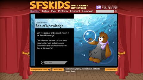 SFSKIDS Music