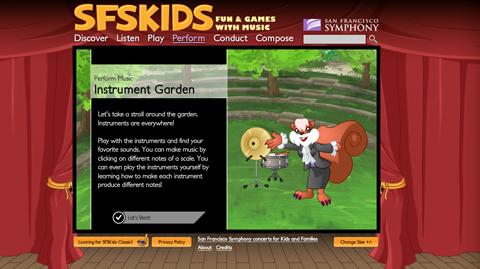 SFSKIDS Perform