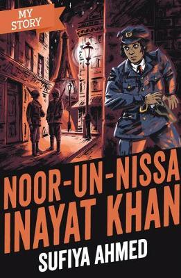 Cover of book with woman in milatry outfit